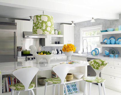 Eclectic  hhbrady's ideabook kitchen