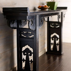 Traditional Indoor Pub And Bistro Tables by Horchow
