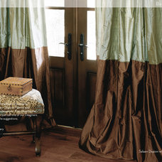 Mediterranean Curtains by DrapeStyle