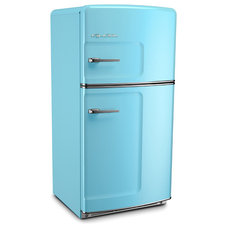 eclectic refrigerators and freezers by bigchillfridge.com
