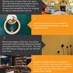 Interior Design Trends to Consider - Looking back on 2013, we have seen how contemporary interior design trends have evolved into more personal, meaningful spaces. See the new trends for 2014.