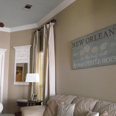 Susie Harris: Our Family Room