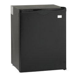 """Avanti - 2.2 Cu. Ft. All Refrigerator - Dimensions: 25.25"""" H x 18.75"""" W x 18.75"""" D"""