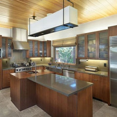 contemporary kitchen by OTM Designs & Remodeling Inc