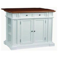 traditional kitchen islands and kitchen carts by Home Depot