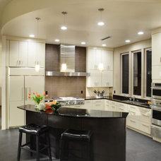 Contemporary Kitchen by Diehl Interiors