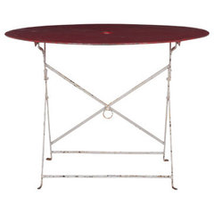 traditional outdoor tables by Jayson Home