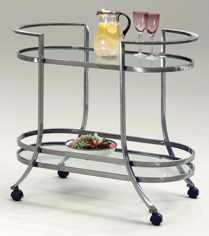 Contemporary Bar Carts by themodernroom.com