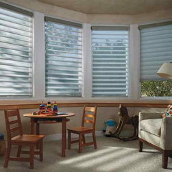 Hunter Douglas Sheers: Silhouette & Luminette -