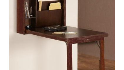Murphy Desk - Desks - Home Office Furniture - Furniture | HomeDecorators.com