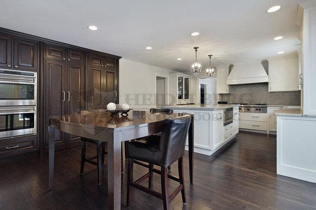 Contemporary Kitchen by Heidelberg Wood Flooring