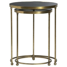 traditional side tables and accent tables by Crate&Barrel
