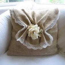 Traditional Decorative Pillows DELICATESSE