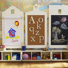 Modern Kids Decor by Pottery Barn Kids