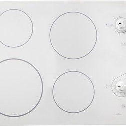 IKEA of Sweden - ELDIG Glass ceramic cooktop - Glass ceramic cooktop, white