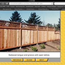 Cyndrz Fence Ideas