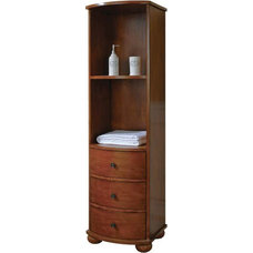 Traditional Bathroom Cabinets And Shelves by PlumbingDepot.com