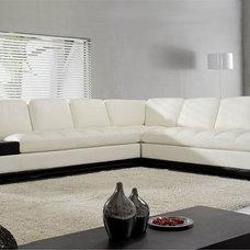 Contemporary Sectional Sofas by DefySupply.com