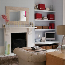Living room home office | Office furniture | Decorating ideas | housetohome.co.u