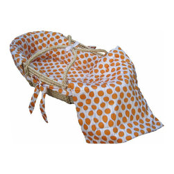 Rockers by Richard - Organic Pippa Lew Moses Basket Set - Organic Pippa Lew Moses Basket Set