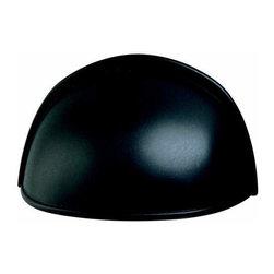 Hafele - Hafele Handle Zinc Dark Oil-Rubbed Bronze M4 ctc 80mm - Hafele Handle Zinc Dark Oil-Rubbed Bronze  ctc 80mm