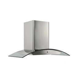 """Cavaliere Euro AP238-PSD Wall Mount Range Hood - This stainless steel and glass wall mount range hood is available in 30"""", 36"""", and 42"""" through RangeHoodsInc.com with prices starting at $549.95 - $629.95. Shipping is always Free. You can save an additional 10% using code RHIHZ10 at checkout."""