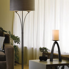 contemporary floor lamps by The Light House Lamps & Lighting