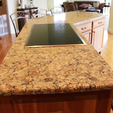 Kitchen Remodel, Copley, OH #1 - We updated this kitchen by installing
