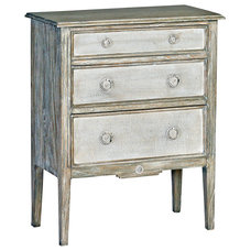 Farmhouse Side Tables And End Tables by Kathy Kuo Home