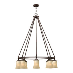 Thistledown 8-Light Chandelier