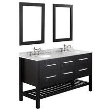 Transitional Bathroom Vanities And Sink Consoles by Bosconi Wholesale Bathroom Vanities