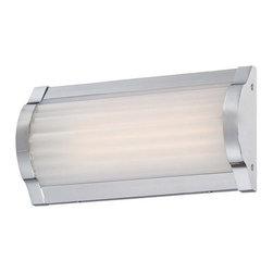 "Kovacs - Kovacs P1171-077-L 1 Light 9"" Width ADA Compliant LED Bathroom Bath Bar - Single Light 9"" Width ADA Compliant LED Bathroom Bath Bar from the Verin CollectionFeatures:"