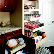 Pantry by ShelfGenie of Connecticut