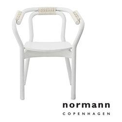 Normann Copenhagen Knot White/White - Normann Copenhagen Knot Chair White