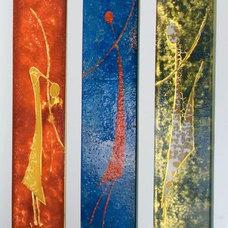 Modern Artwork by Galilee Lighting
