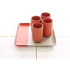 contemporary serveware by Heath Ceramics