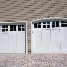 Modern Garage Doors And Openers by Overhead Garage Door, Inc.