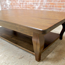 Barn Wood Coffee Table - Made By http://www.ecustomfinishes.com