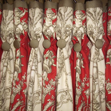 Curtains by JMittman Designs