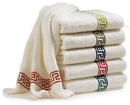 traditional towels by Gracious Home