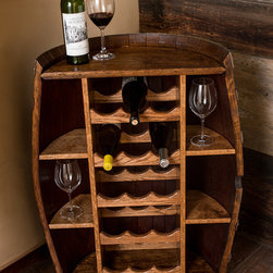 Wine Barrel Products - Ignite Images