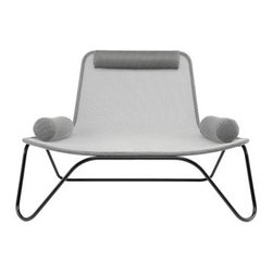 Dwell Lounge Chair by Blu Dot - This chair looks like the most comfortable gorgeously designed chair I've ever seen. I can imagine everyone fighting over it and no one wanting to get out of it once in. This is honestly the first time I've looked at a beautifully designed chair and felt that way.