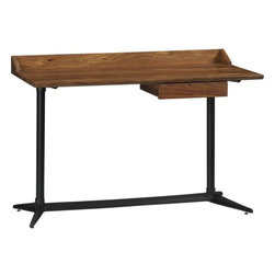 Spence Desk - I think a clean and cool midcentury-inspired desk is just the space for homework and creative projects. But no carving in the wood, please.
