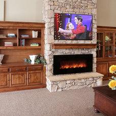 Traditional  by Karen LeBlanc Design TV Host & Writer/Blogger