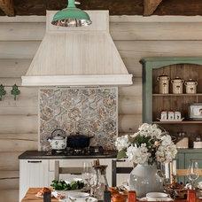 Farmhouse Kitchen by I.D.interior design