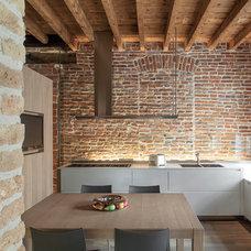 Contemporary Kitchen by Luca Girardini - Photos