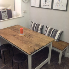 Contemporary Dining Tables by Brook Cottage Design