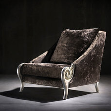 Contemporary Armchairs by COLECCION ALEXANDRA