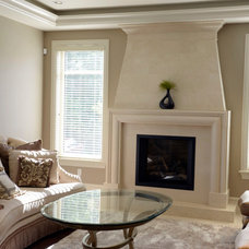 Contemporary Fireplaces Dynasty Fireplaces