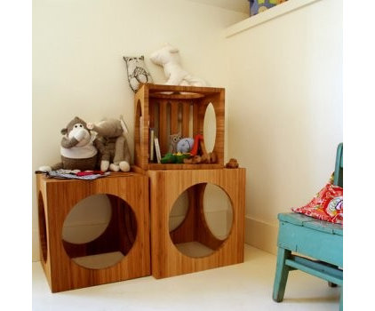 Contemporary Side Tables And End Tables by Branch